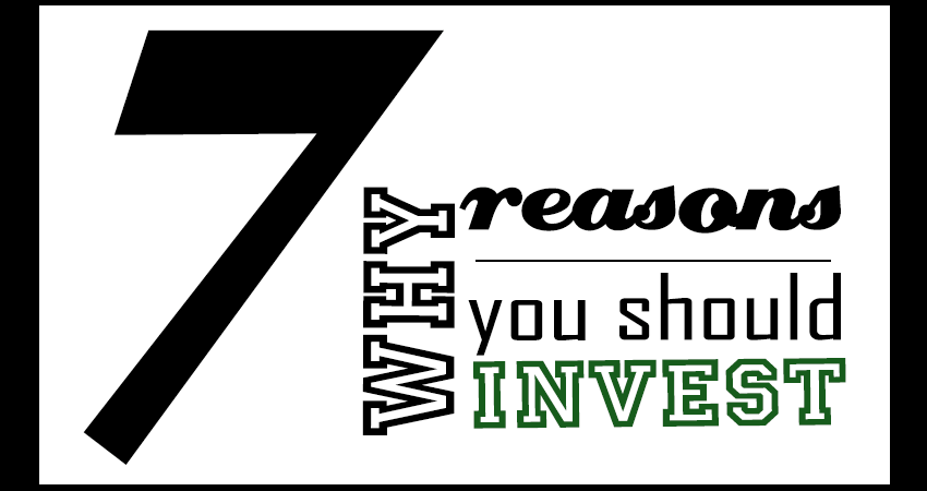 7 reasons why you should invest in property