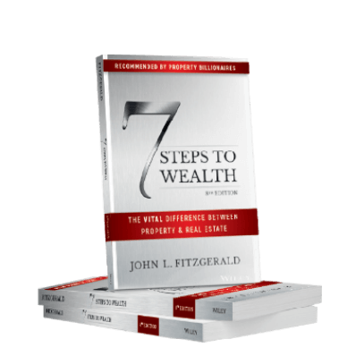 7 steps to wealth books