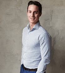 Sam Gibson -Client Consultant - NSW