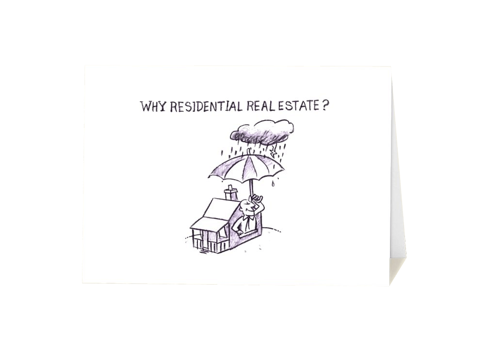 chapter 2 of 7 steps to wealth - Why residential real estate