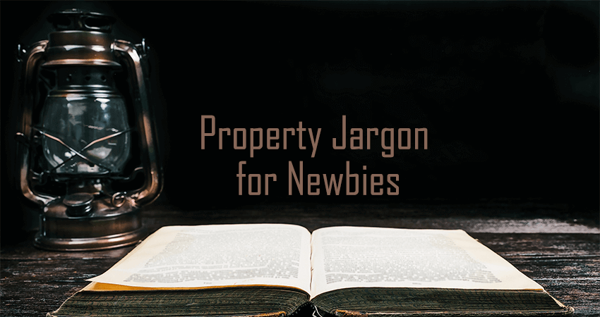 property jargon for newbies