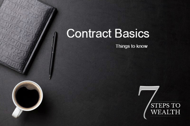 free business contracts