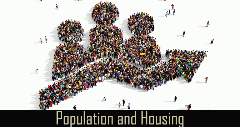 population and housing